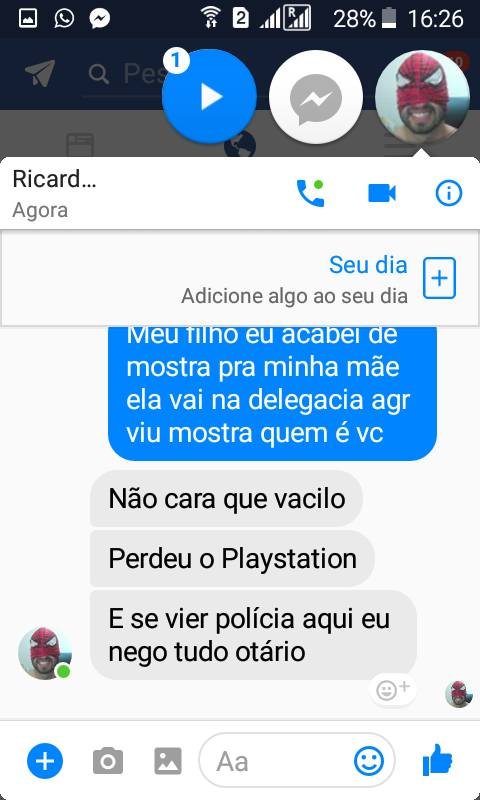 Ricardo Wagner Arouxa 1